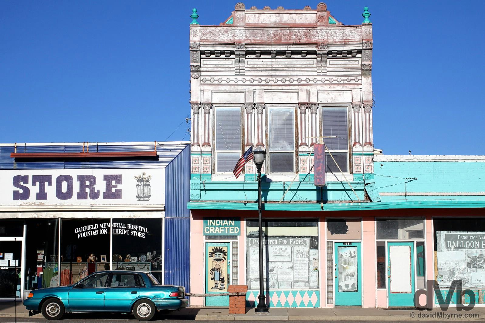 Panguitch, southern Utah, USA.