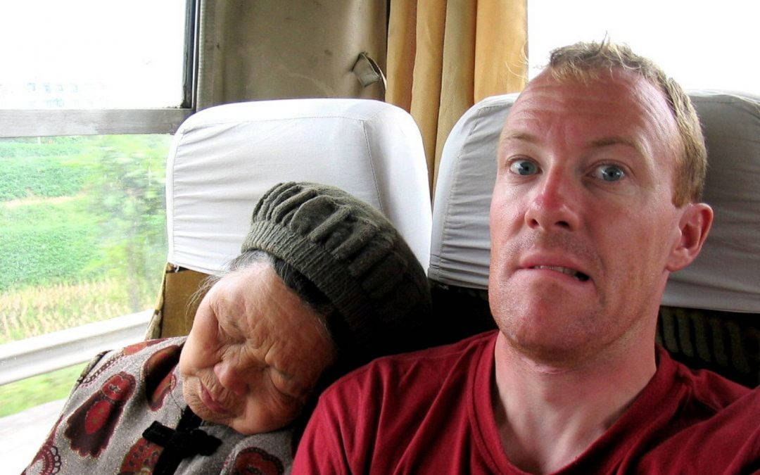 Busted || Chongqing to Leshan, Central China