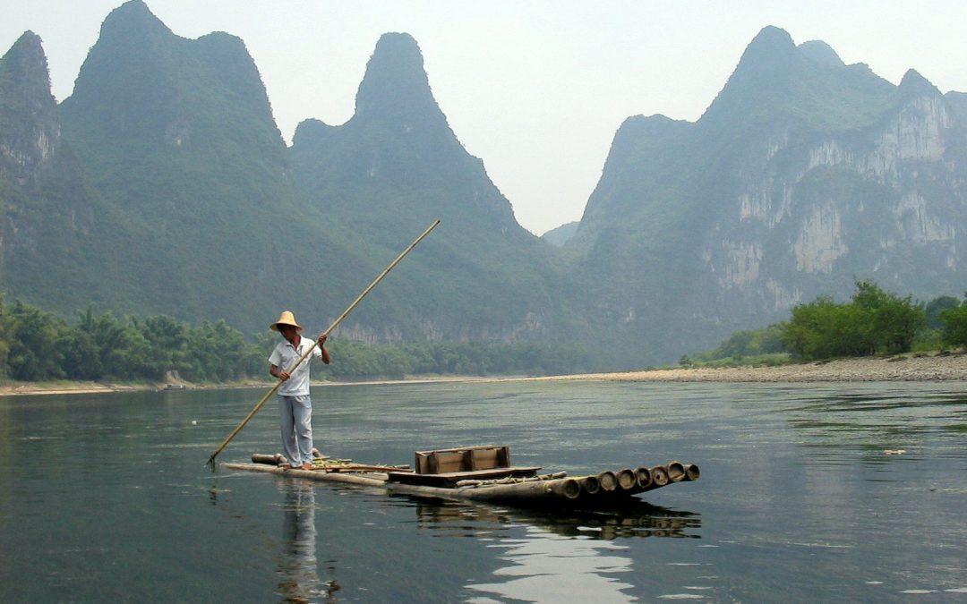 Li River, Southern China