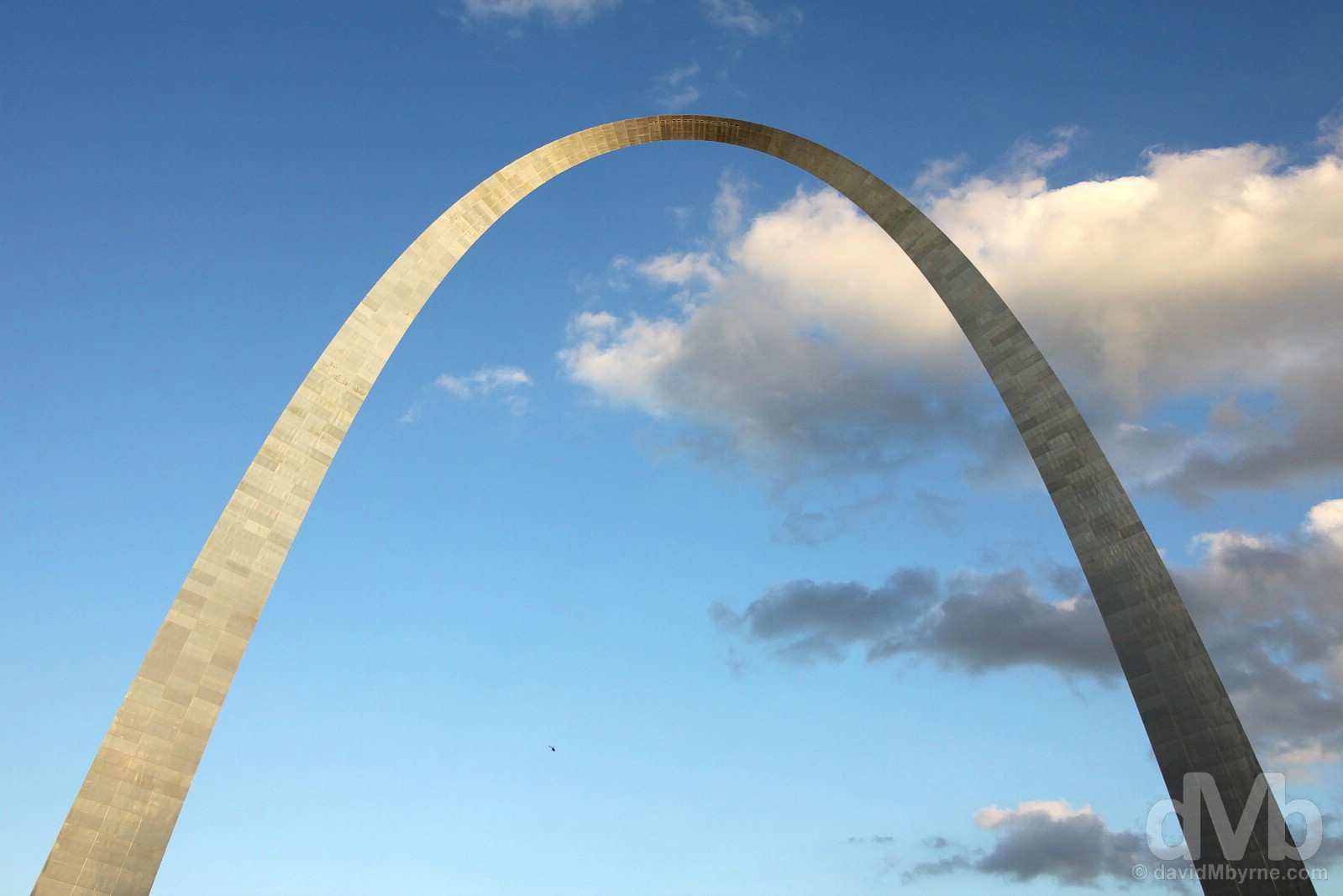 The Arch, St. Louis, Missouri, USA. September 17, 2016.