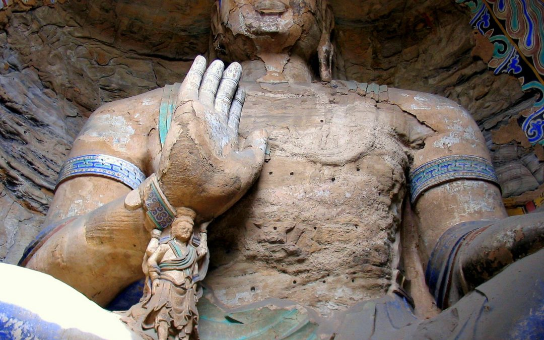 Yungang Grottoes, Shanxi Province, China