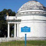 Illinois Memorial, Vicksburg National Military Park, Vicksburg, Mississippi, USA. September 20, 2016.