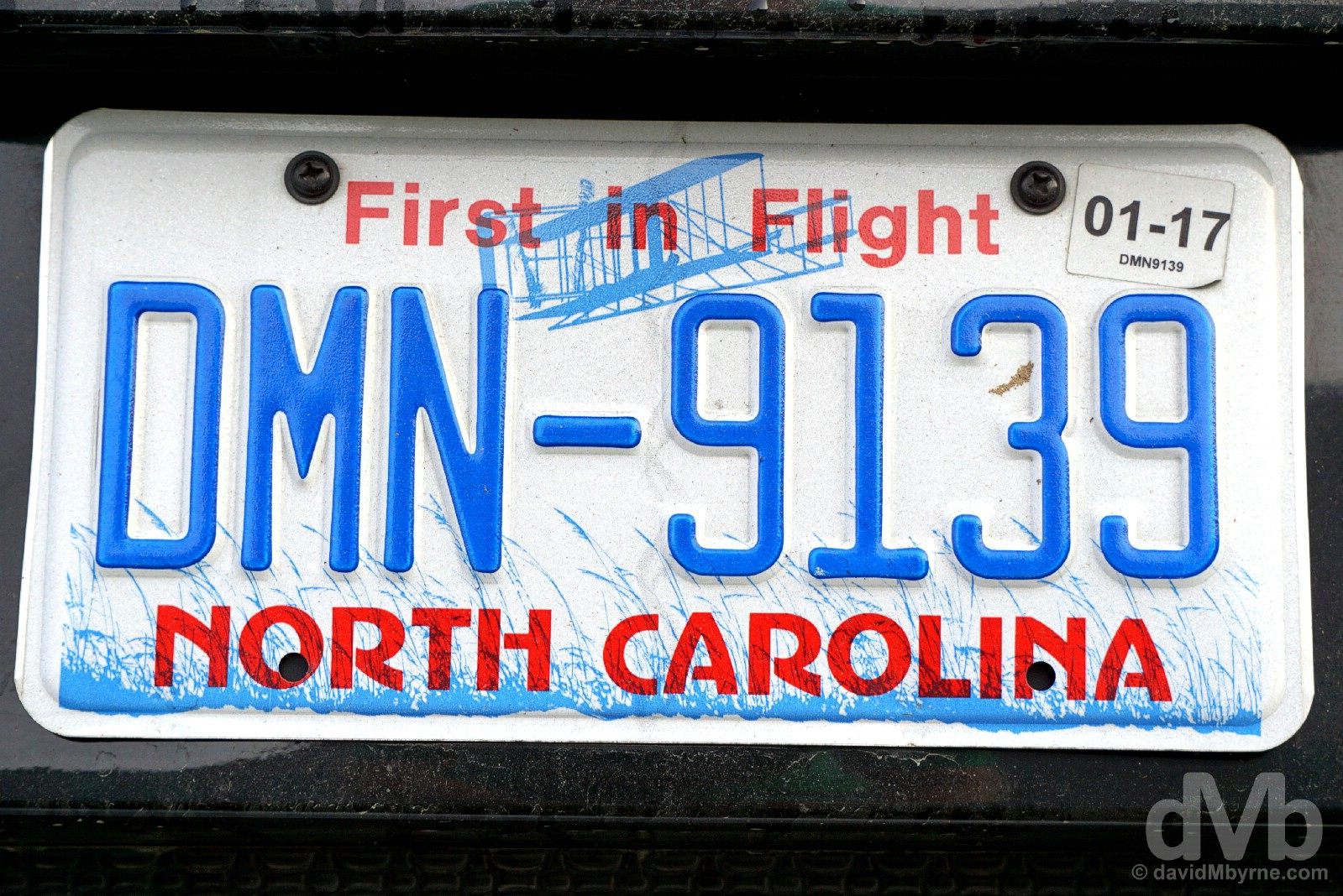 North Carolina. First In Flight. Asheville, North Carolina, USA. September 23, 2016.