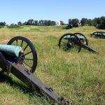 Vicksburg National Military Park, Vicksburg, Mississippi, USA. September 20, 2016.
