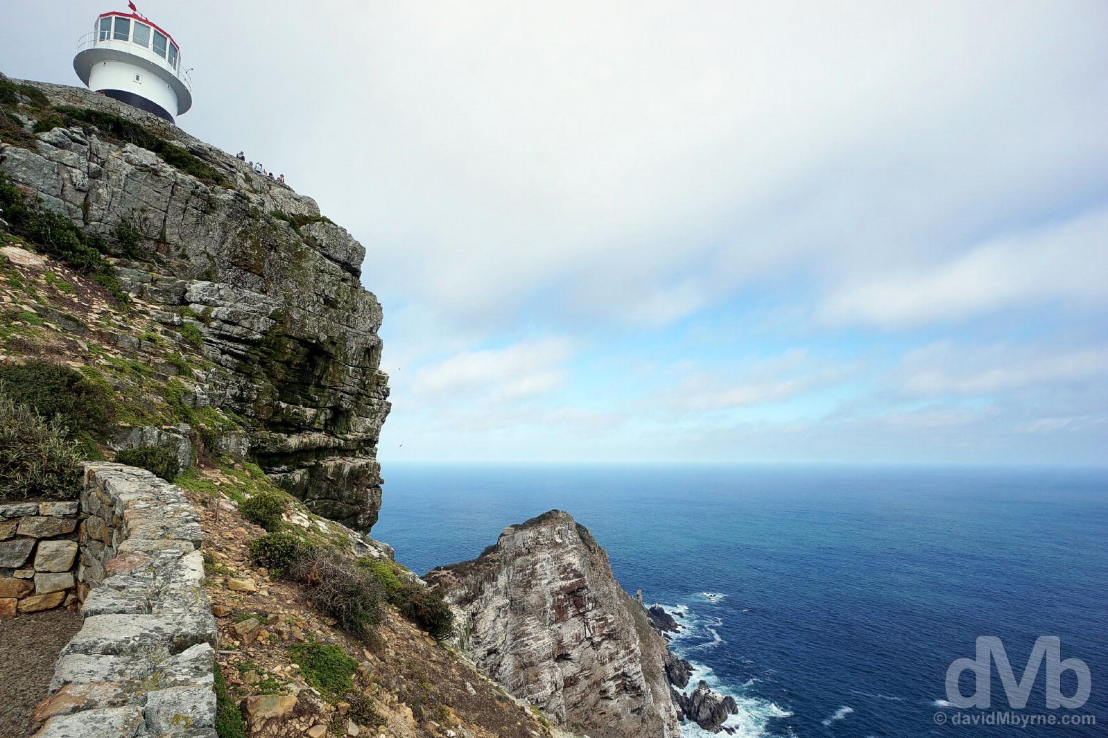 Cape Point, Cape Peninsula, Western Cape, South Africa. February 17, 2017.