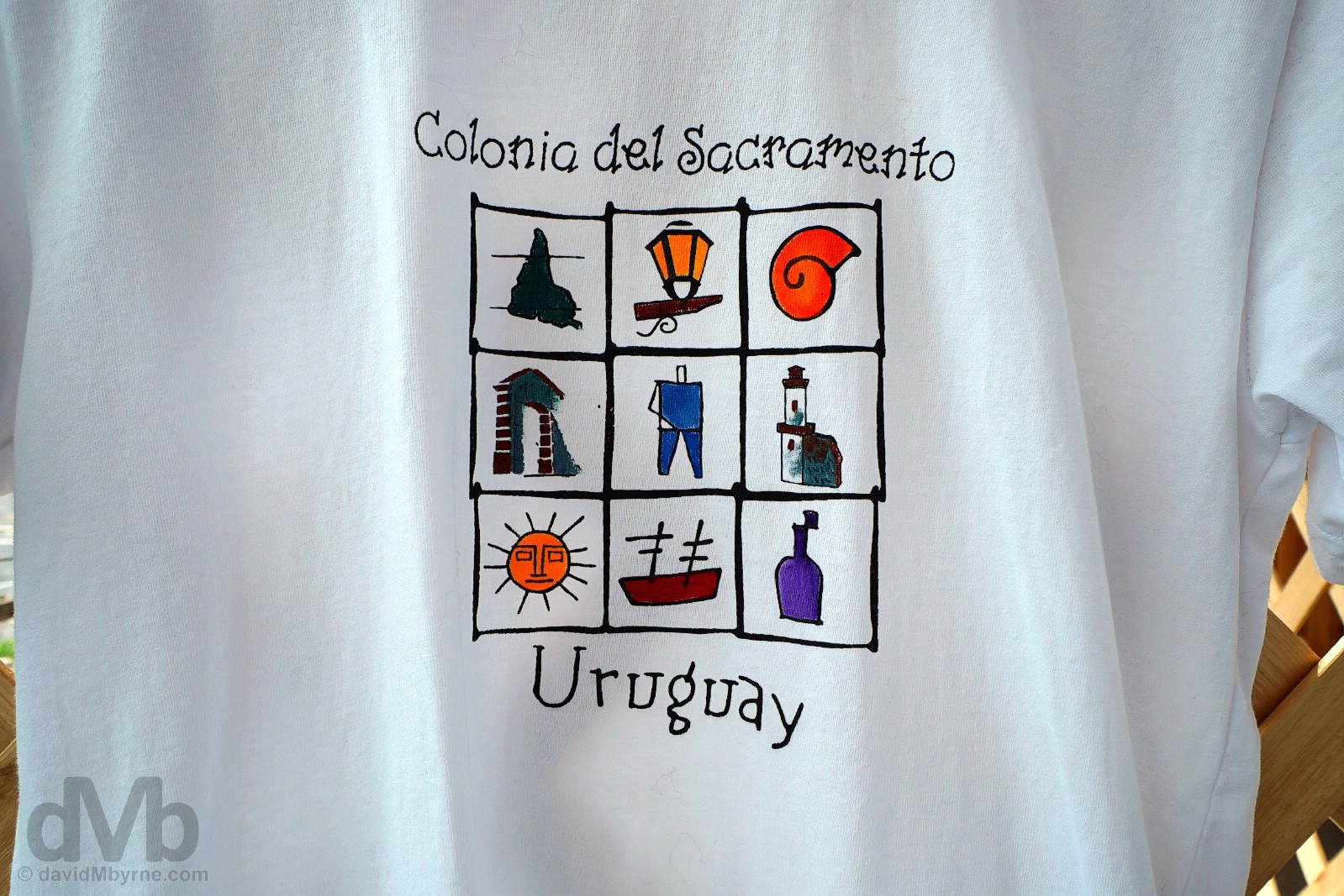 Colonia del Sacramento, Uruguay. September 20, 2015.
