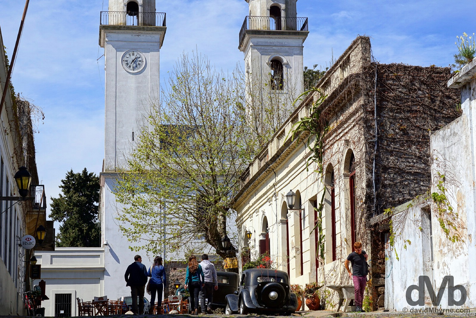 De Portugal, Colonia del Sacramento, Uruguay. September 20, 2015.