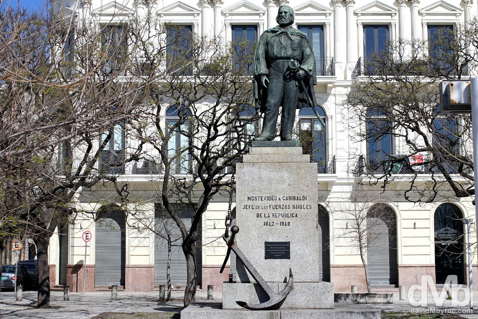 Montevideo, Uruguay. September 18, 2015.