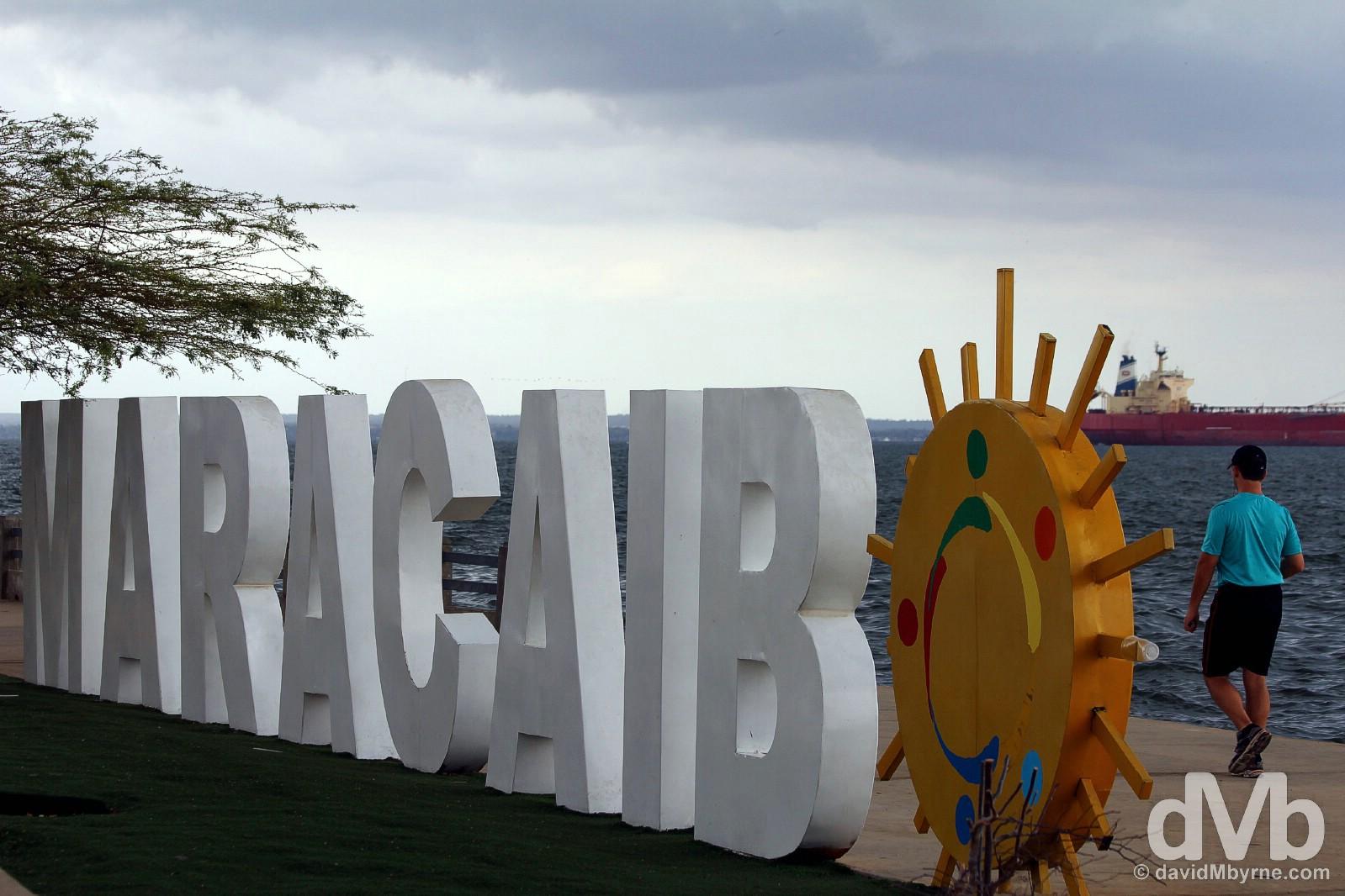 Vereda del Lago, Maracaibo, Venezuela. June 22, 2015.