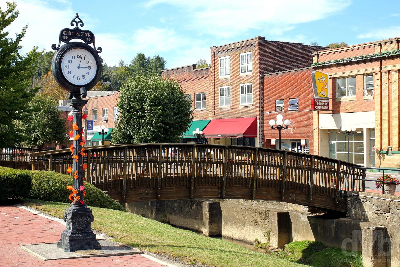 Coeburn, Virginia. October 18, 2017.