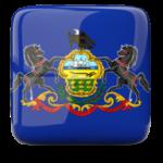 pennsylvania_glossy_square_icon_256