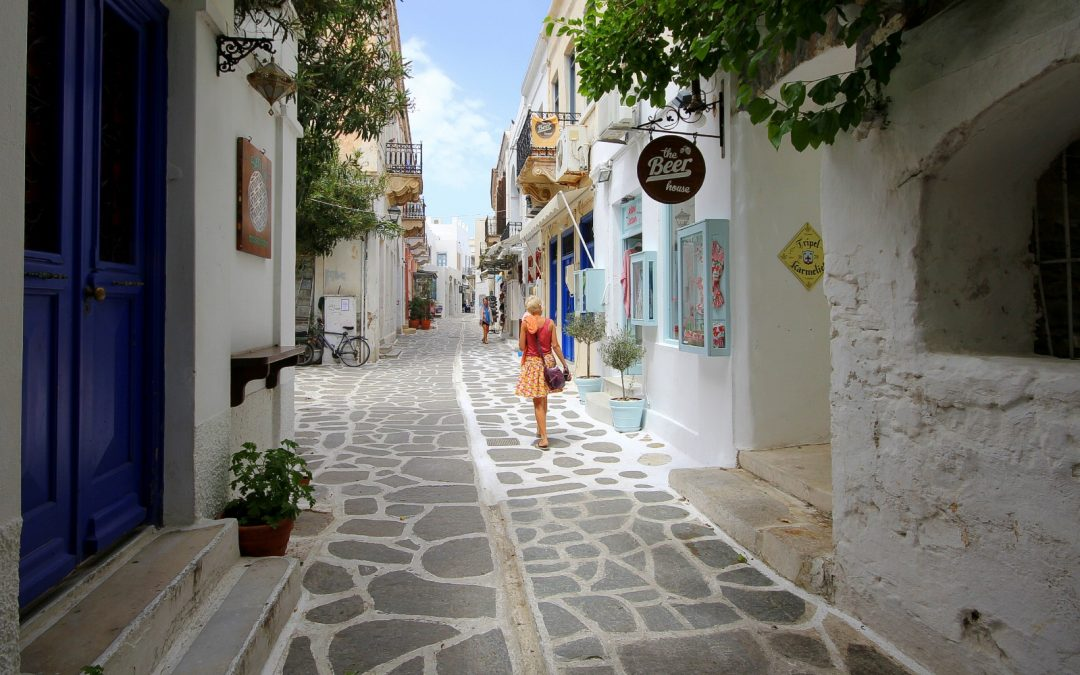Páros, Greece