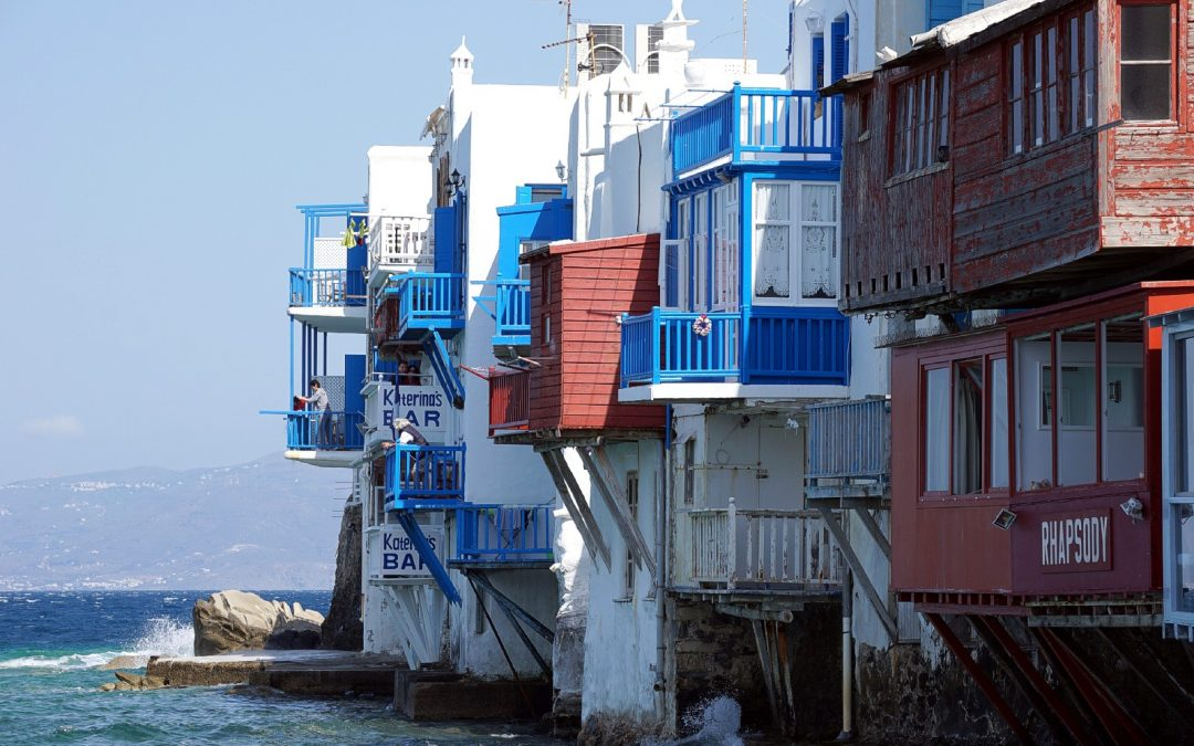 Mýkonos, Greece